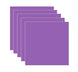 Universal Crafts Adhesive Vinyl - Matte Amethyst Single 12 x 12 inch Sheet