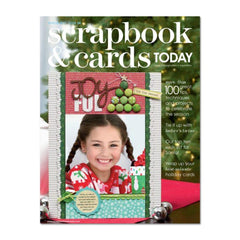 Doodlebug Design inc. - Scrapbook & Cards Today Winter 2011