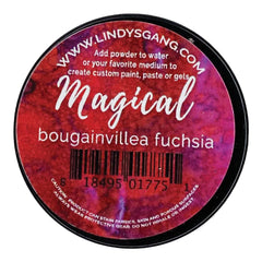 Lindys Stamp Gang Magicals 0.25oz Jar - Bougainvillea Fuchsia