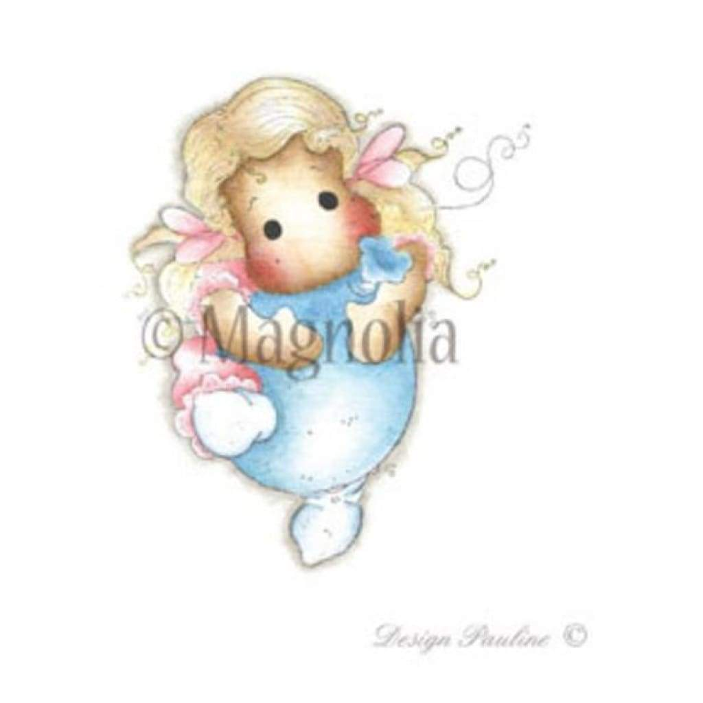 Magnolia Cling Stamps - Lost & Found - Tilda With Big Balloon *
