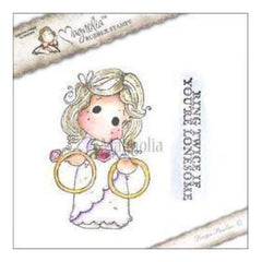 Magnolia - Lovely Duo's Cling Stamp 6.5In. X4in.  Package - Lovely Ring Twice Tilda
