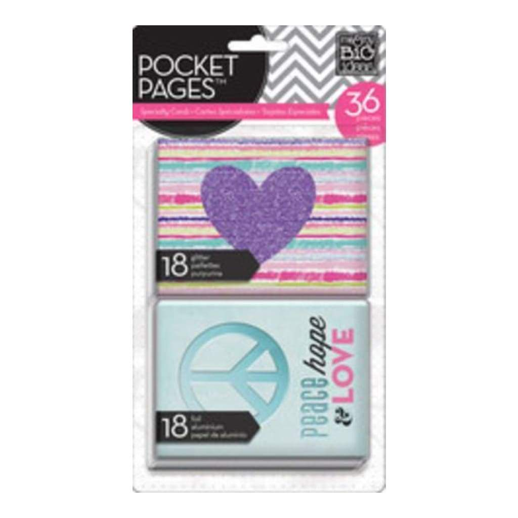 Mambi - Pocket Pages Specialty Cards - Tween *