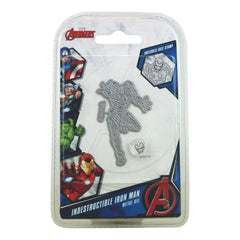 Marvel Avengers Die And Face Stamp Set Avengers Indestructible Iron Man