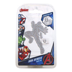 Marvel Avengers Die And Face Stamp Set Avengers Iron Avenger