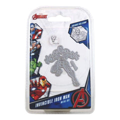 Marvel Avengers Die And Stamp Set Avengers Invincible Iron Man