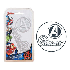 Marvel Avengers Die Set Avengers Icon & Sentiment