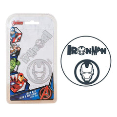 Marvel Avengers Die Set Iron Man Icon & Sentiment