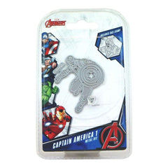 Marvel Die And Face Stamp Set Avengers Captain America 1