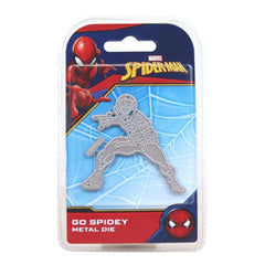 Marvel Spider Man Die Set Go Spidey