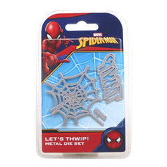 Marvel Spider Man Die Set Lets THWIP!