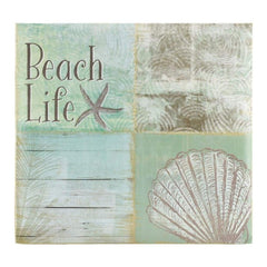 MBI Expressions Post Bound Album 12 inch x12 inch Beach Life