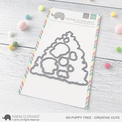 Mama Elephant - Creative Cuts Dies - Oh Puppy Tree