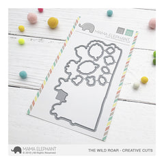 Mama Elephant - Creative Cuts Dies - The Wild Roar