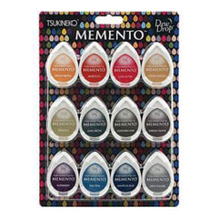 Memento Dew Drop Dye Ink Pads - Snow Cones