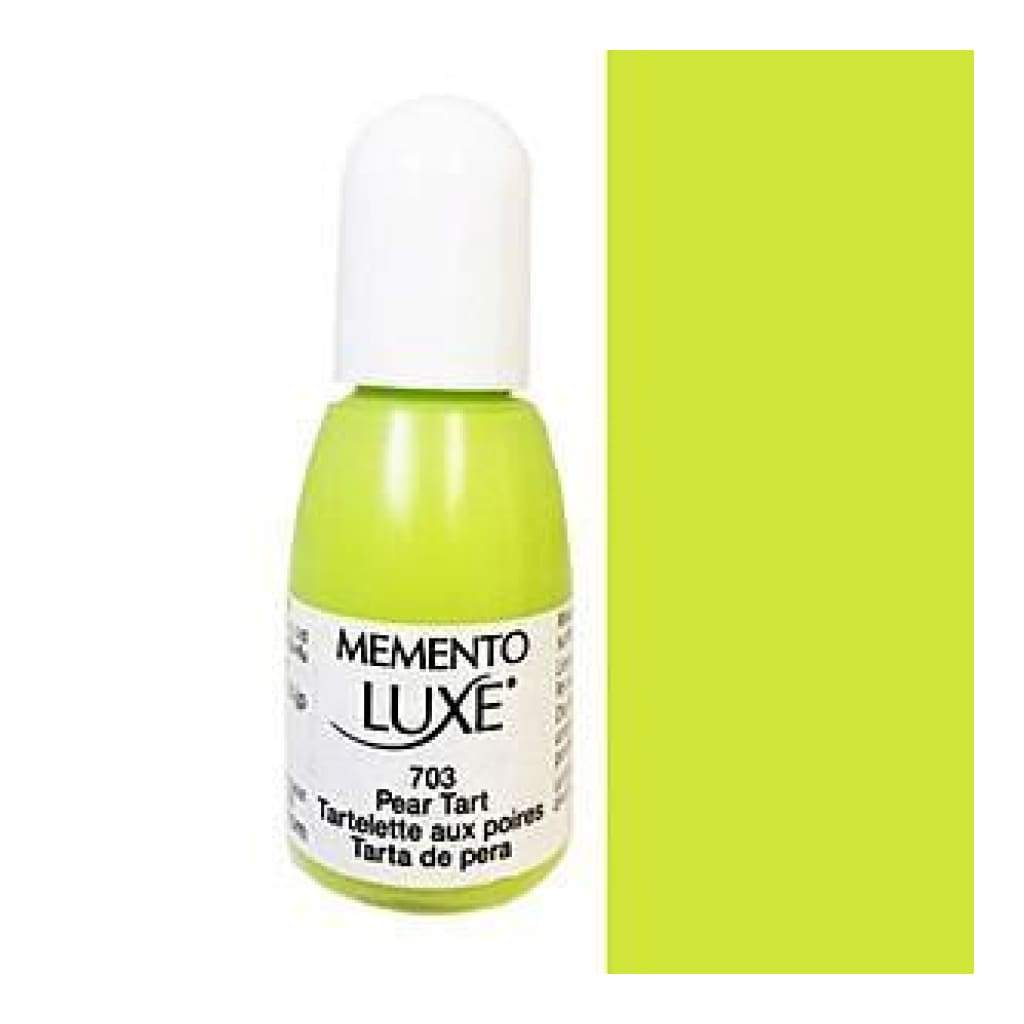 Memento Luxe Re-Inker - Pear Tart