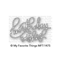 My Favorite Things - Die Namics - Birthday Wishes