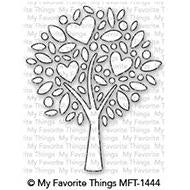 My Favorite Things - Die-namics - Heart Tree