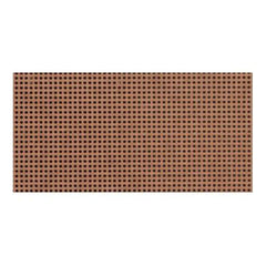 Mill Hill Perforated Paper 14 Count 9 inch X12 inch 2 pack Antique Brown