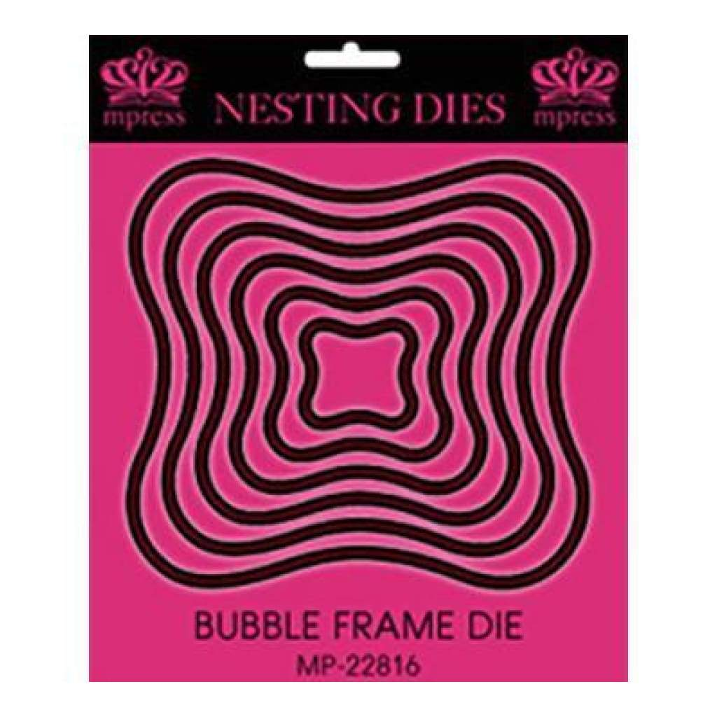 MP - Multi Layered Nesting Dies - Bubble Frame Die