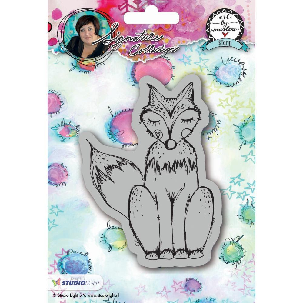 Art By Marlene 2.0 Animals Cling Stamp Fox