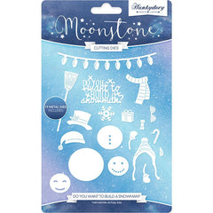 Hunkydory Moonstone Dies - Do You Want To Build A Snowman?