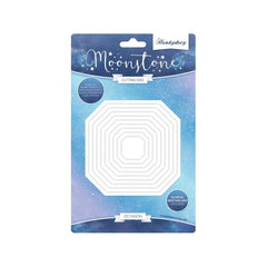 Hunkydory Moonstone Dies - Octagon, Floral Wishes