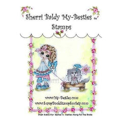 My Besties Clear Stamps 4Inch X6inch  Along For The Ride