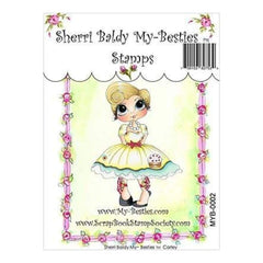 My Besties Clear Stamps 4Inch X6inch  Carley