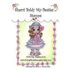 My Besties Clear Stamps 4Inch X6inch  Chantilly Millie