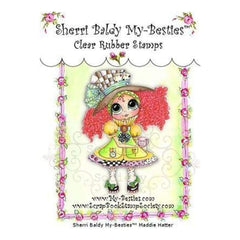 My Besties Clear Stamps 4Inch X6inch  Maddie Hatter