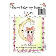My Besties Clear Stamps 4Inch X6inch  Moonlite Matilda
