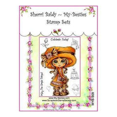 My Besties Clear Stamps Set 4In. X6in.  Celebrate Today