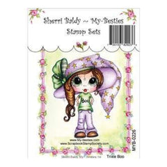 My Besties-Clear Stamps - Trixie Boo