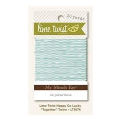 My Mind's Eye - Lime Twist - Happy Go Lucky - Together Twine