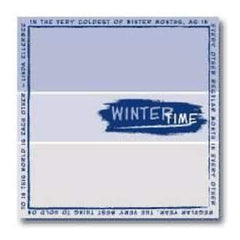 My Minds Eye - Winter Lay-Over Layout  - 12X12 Inch - Acid Free