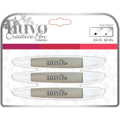 Nuvo Creative Pen Collection - Rich Reds