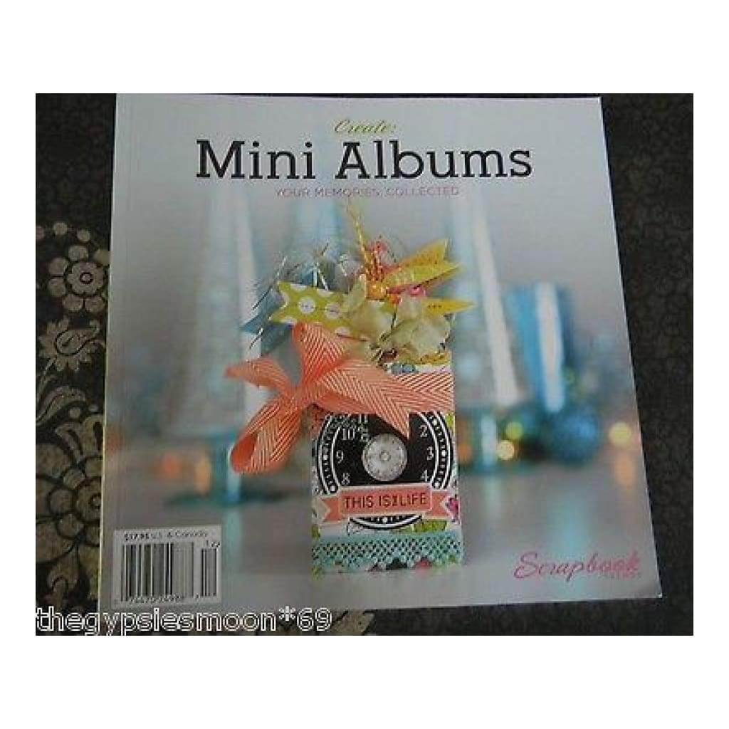Northridge Media - Scrapbook Trends - Mini Albums