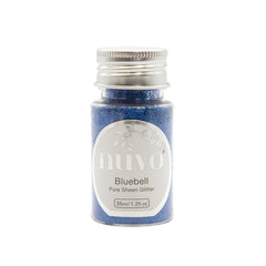 Tonic Studios - Nuvo Pure Sheen Glitter 1.2oz - Bluebell