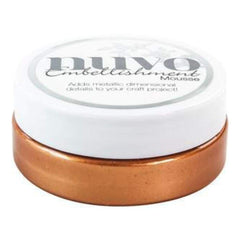 Nuvo Embellishment Mousse - Fresh Copper