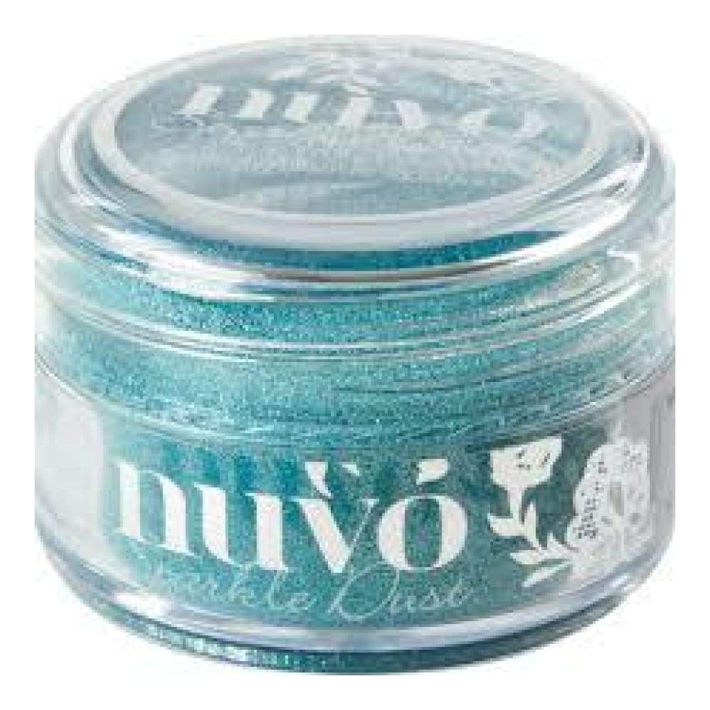 Nuvo Sparkle Dust .5oz - Paradise Blue