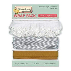 October Afternoon - Farmhouse - Wrap Pack
