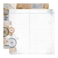 Kaisercraft - Double-Sided Cardstock 12inX12in - Tough