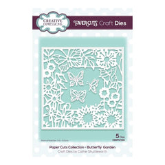 Creative Expressions Paper Cuts Craft Dies Butterfly Garden