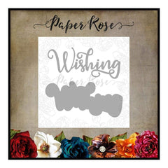 Paper Rose Studio - Wishing Layered Metal Cutting Die 17352
