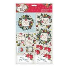 Papermania Pocket Full Of Posies A4 Decoupage  Pack  For You