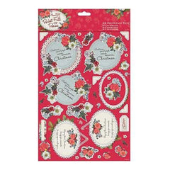 Papermania Pocket Full Of Posies A4 Decoupage  Pack  Mum