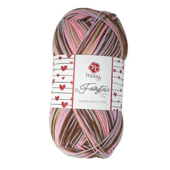 Poppy Crafts Storybook Fairytale Yarn 280g - Country Pink - 100% Acrylic