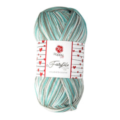 Poppy Crafts Storybook Fairytale Yarn 280g - Turquoise Mist - 100% Acrylic