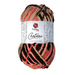 Poppy Crafts Big Ball Chateau Yarn 300g - Dauphine - 100% Polyester