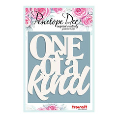 Penelope Dee - Maestro Paperboard Title One Of A Kind